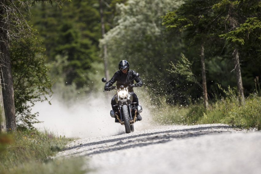 New BMW Motorrad R nineT Scrambler – full details Image #525047