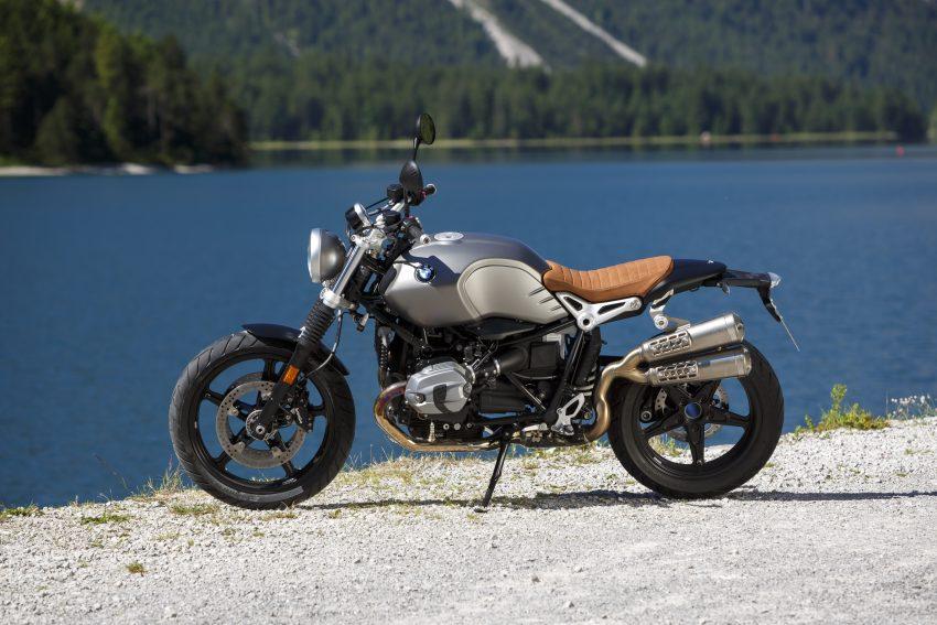 New BMW Motorrad R nineT Scrambler – full details Image #524976