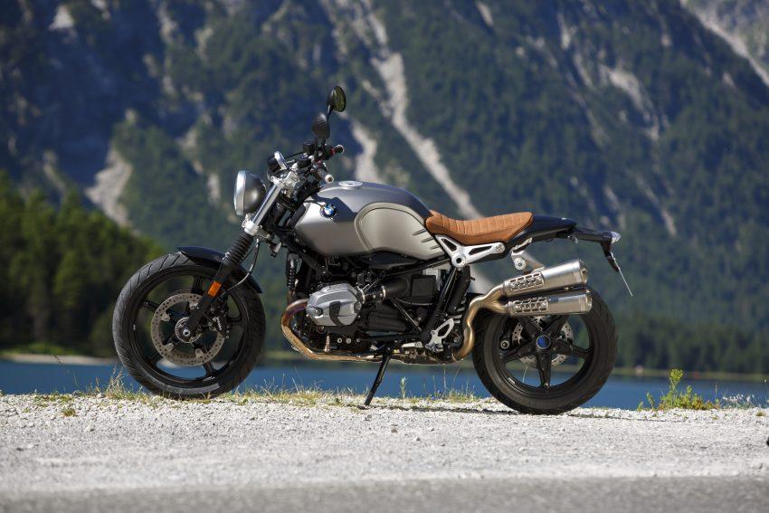 New BMW Motorrad R nineT Scrambler – full details Image #525014