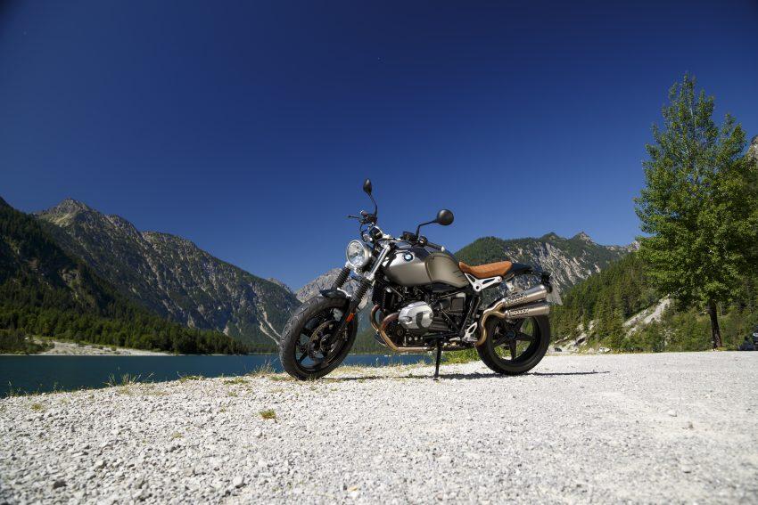 New BMW Motorrad R nineT Scrambler – full details Image #524947