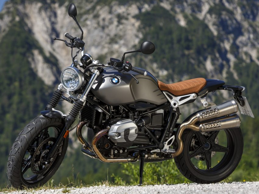 New BMW Motorrad R nineT Scrambler – full details Image #525004