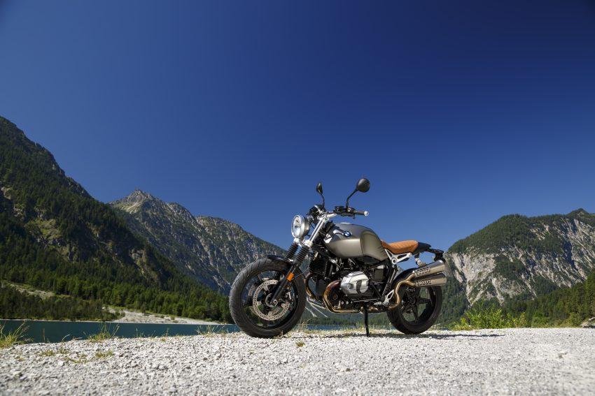 New BMW Motorrad R nineT Scrambler – full details Image #524981