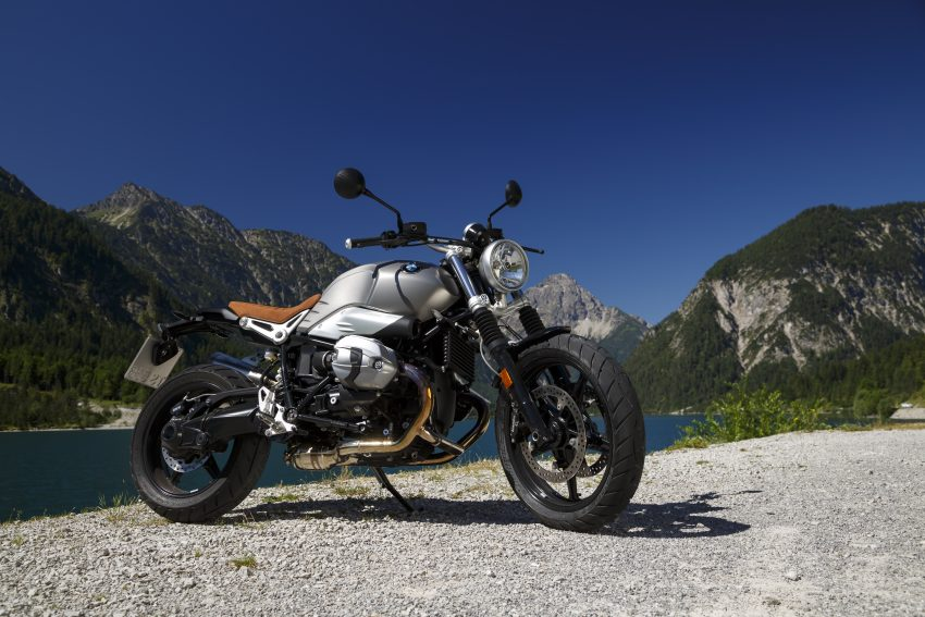 New BMW Motorrad R nineT Scrambler – full details Image #524955