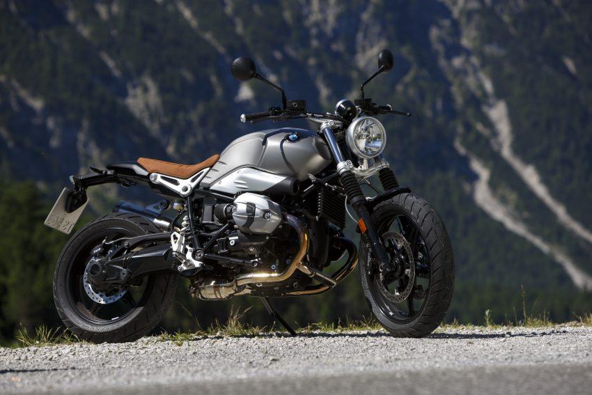 New BMW Motorrad R nineT Scrambler – full details Image #525022