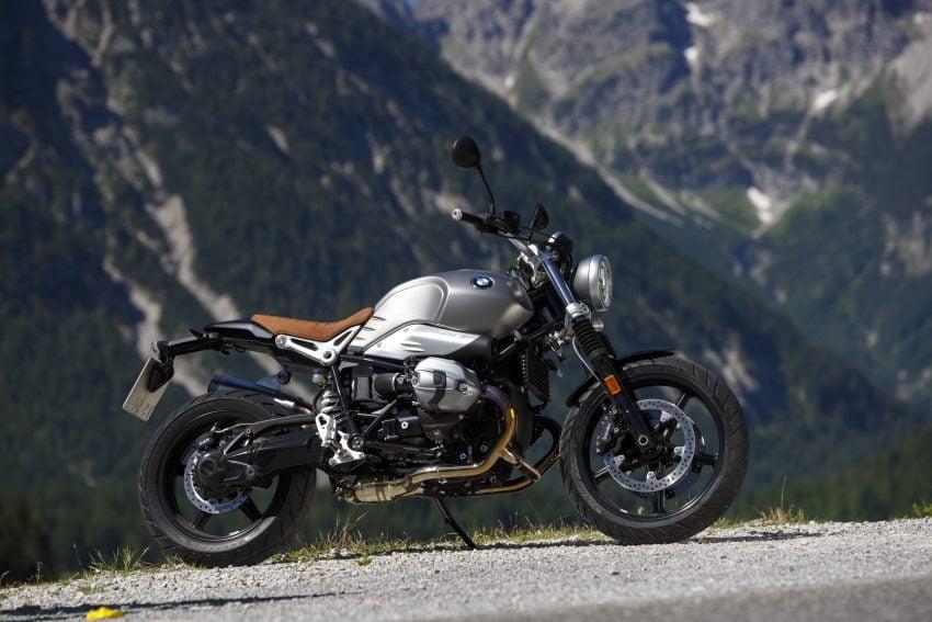 New BMW Motorrad R nineT Scrambler – full details Image #525029