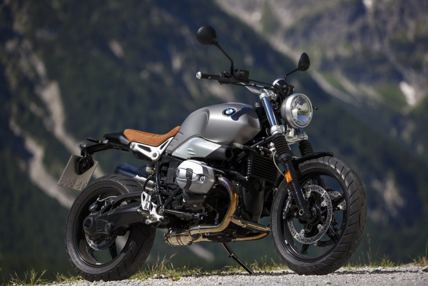 New BMW Motorrad R nineT Scrambler – full details Image #525041