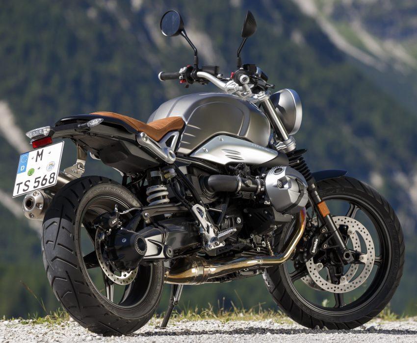 New BMW Motorrad R nineT Scrambler – full details Image #525003