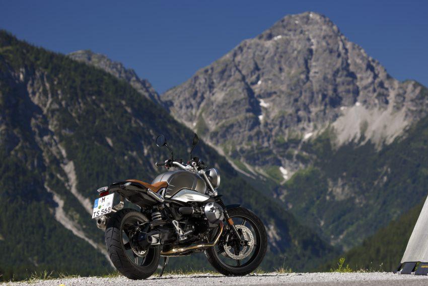 New BMW Motorrad R nineT Scrambler – full details Image #525034
