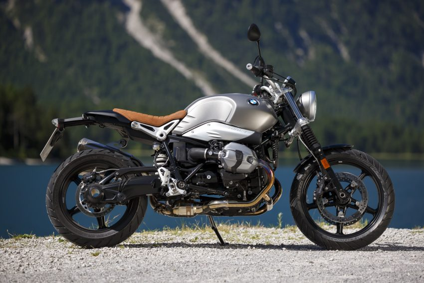 New BMW Motorrad R nineT Scrambler – full details Image #524988