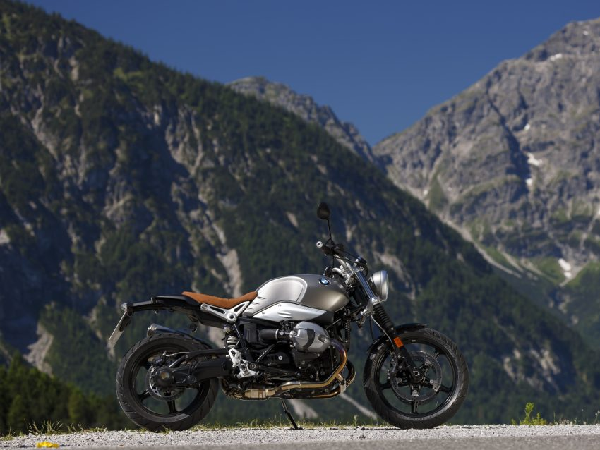 New BMW Motorrad R nineT Scrambler – full details Image #525077