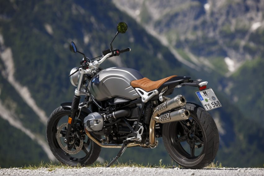 New BMW Motorrad R nineT Scrambler – full details Image #525045