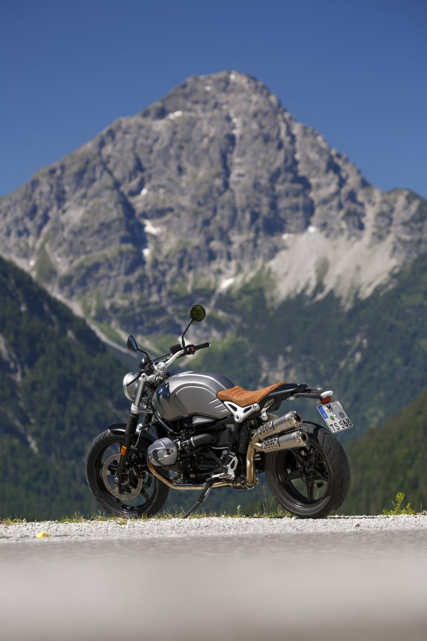 New BMW Motorrad R nineT Scrambler – full details Image #525064