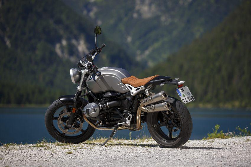 New BMW Motorrad R nineT Scrambler – full details Image #525025