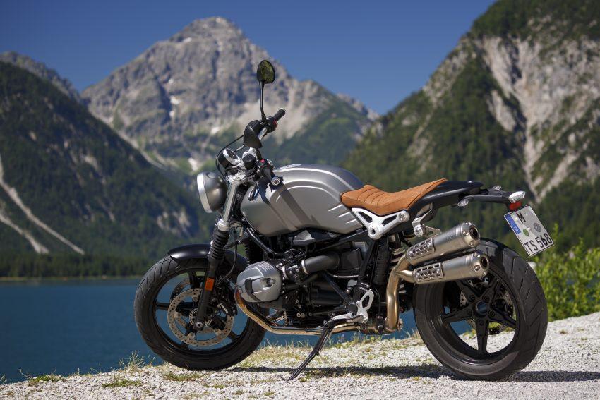 New BMW Motorrad R nineT Scrambler – full details Image #524983