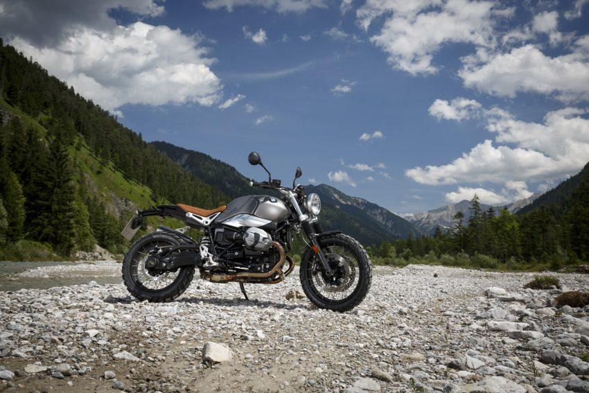 New BMW Motorrad R nineT Scrambler – full details Image #524944