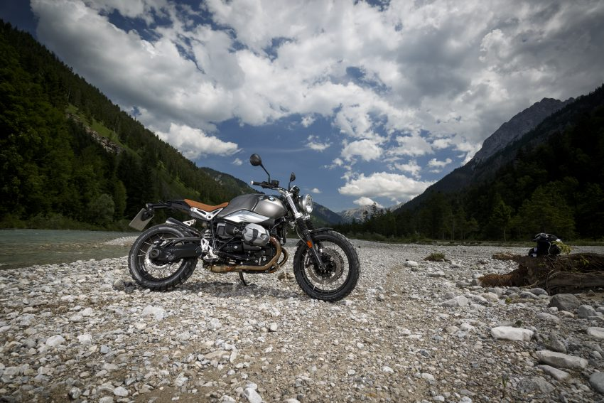 New BMW Motorrad R nineT Scrambler – full details Image #524940