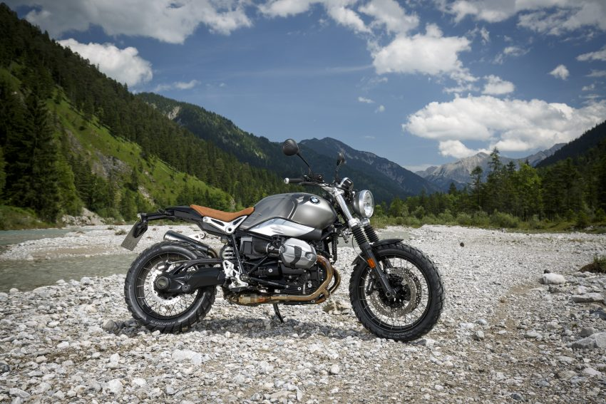 New BMW Motorrad R nineT Scrambler – full details Image #524942