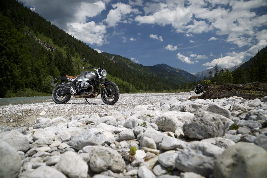New BMW Motorrad R nineT Scrambler – full details Image #524968