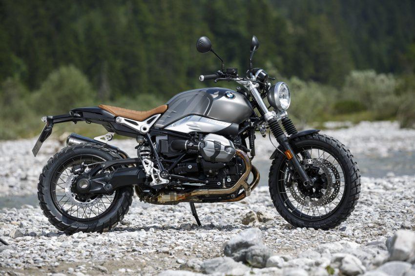 New BMW Motorrad R nineT Scrambler – full details Image #525006