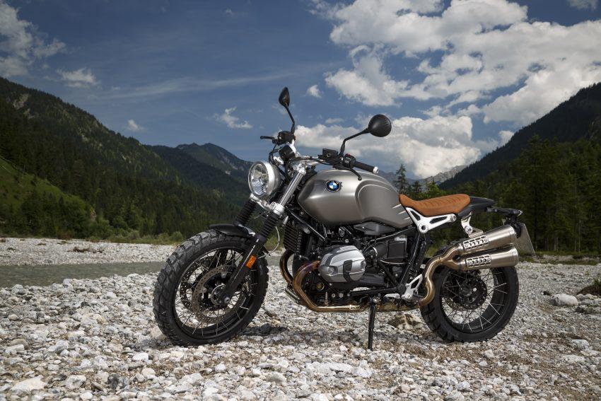 New BMW Motorrad R nineT Scrambler – full details Image #524952