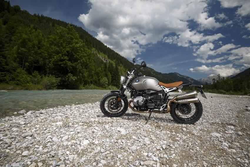 New BMW Motorrad R nineT Scrambler – full details Image #524935