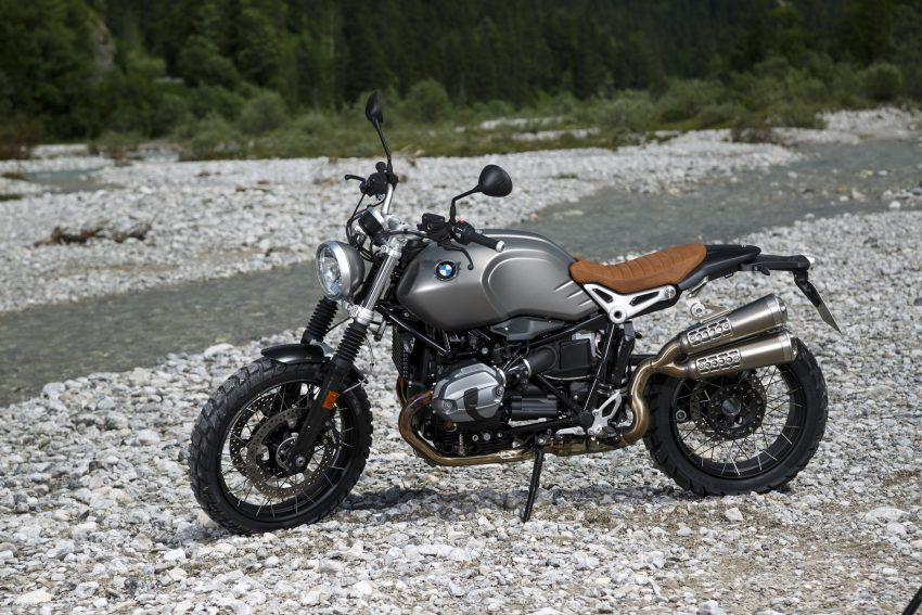 New BMW Motorrad R nineT Scrambler – full details Image #524948