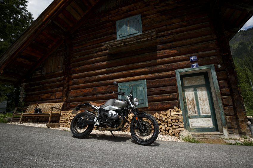 New BMW Motorrad R nineT Scrambler – full details Image #524933