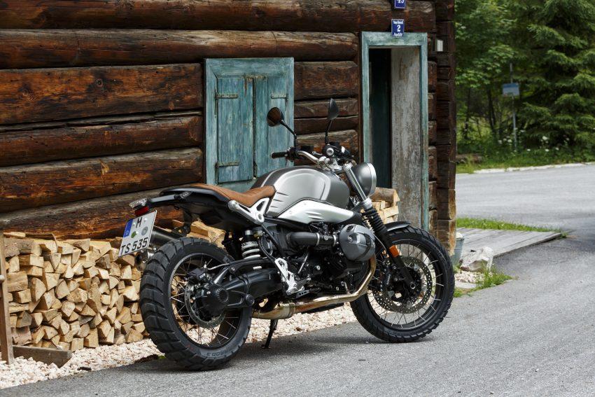 New BMW Motorrad R nineT Scrambler – full details Image #524936