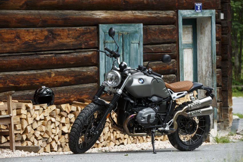 New BMW Motorrad R nineT Scrambler – full details Image #524945