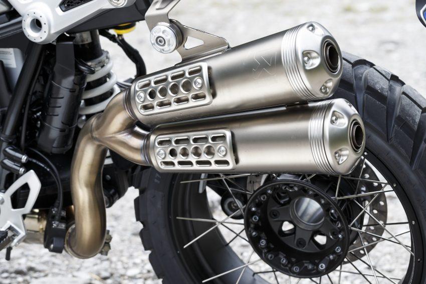 New BMW Motorrad R nineT Scrambler – full details Image #525062