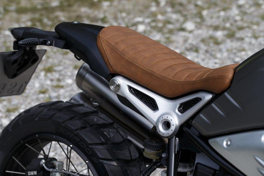 New BMW Motorrad R nineT Scrambler – full details Image #525073
