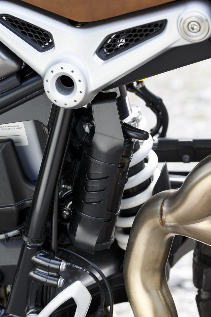 New BMW Motorrad R nineT Scrambler – full details Image #525083