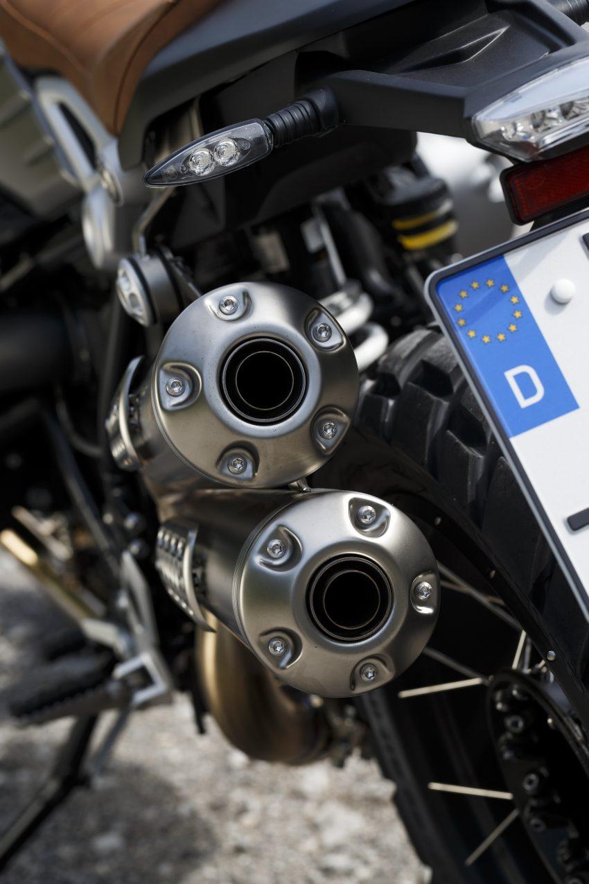 New BMW Motorrad R nineT Scrambler – full details Image #525076