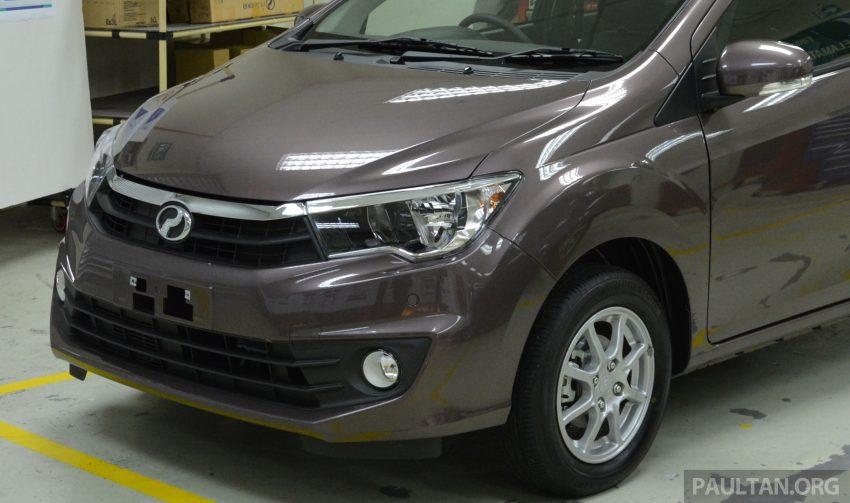 PANDU UJI: Perodua Bezza 1.0L dan 1.3L Dual VVT-i baharu – percaturan pertama P2 bagi model sedan Image #518309