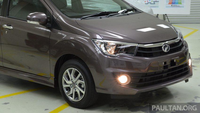 PANDU UJI: Perodua Bezza 1.0L dan 1.3L Dual VVT-i baharu – percaturan pertama P2 bagi model sedan Image #518310
