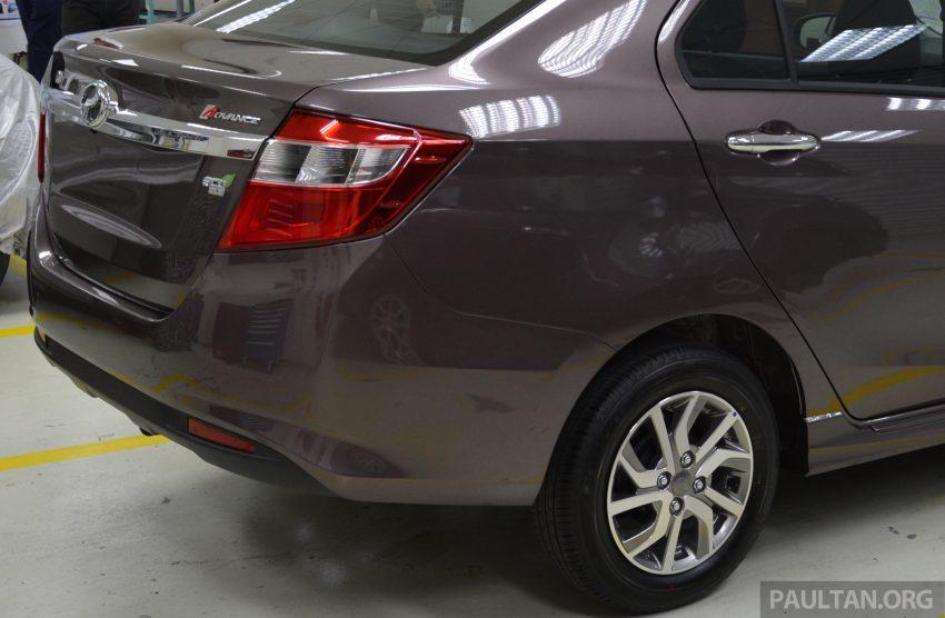 PANDU UJI: Perodua Bezza 1.0L dan 1.3L Dual VVT-i baharu – percaturan pertama P2 bagi model sedan Image #518314