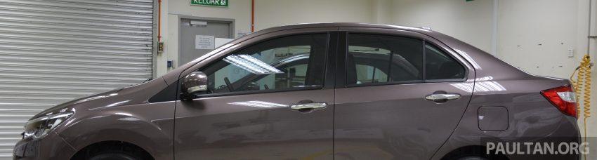 PANDU UJI: Perodua Bezza 1.0L dan 1.3L Dual VVT-i baharu – percaturan pertama P2 bagi model sedan Image #518315