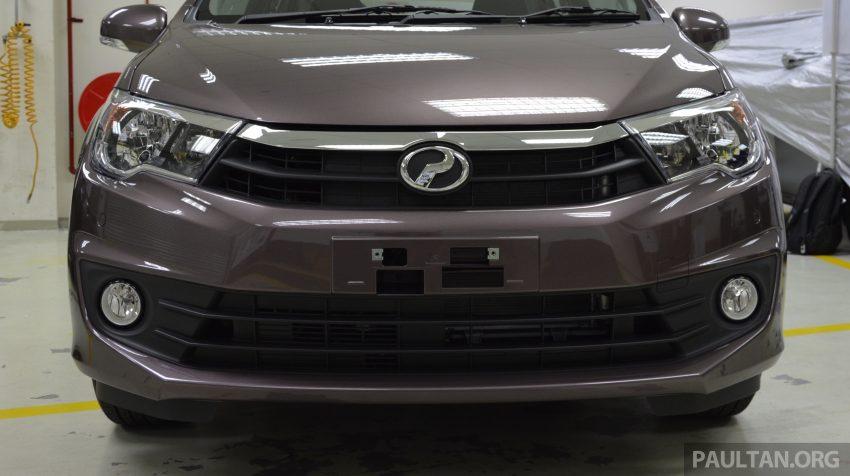 PANDU UJI: Perodua Bezza 1.0L dan 1.3L Dual VVT-i baharu – percaturan pertama P2 bagi model sedan Image #518318