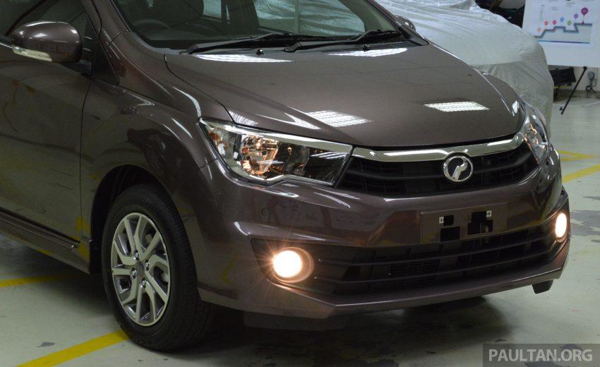 PANDU UJI: Perodua Bezza 1.0L dan 1.3L Dual VVT-i baharu – percaturan pertama P2 bagi model sedan Image #518320
