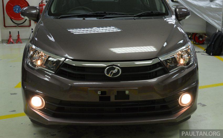 PANDU UJI: Perodua Bezza 1.0L dan 1.3L Dual VVT-i baharu – percaturan pertama P2 bagi model sedan Image #518321