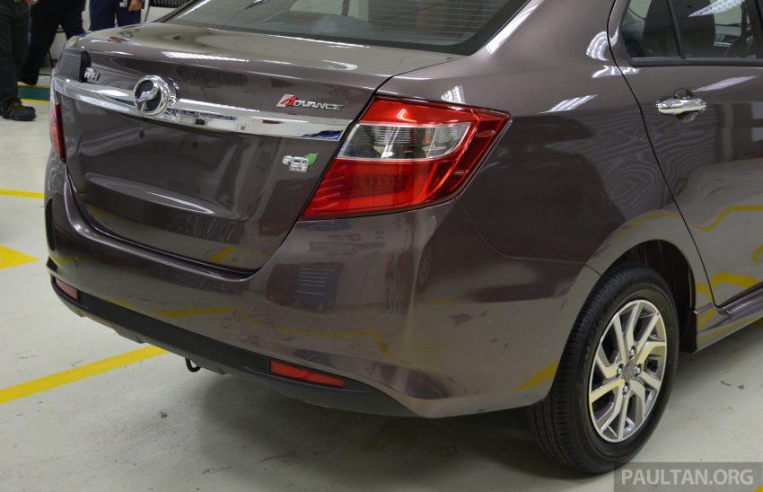 PANDU UJI: Perodua Bezza 1.0L dan 1.3L Dual VVT-i baharu – percaturan pertama P2 bagi model sedan Image #518323