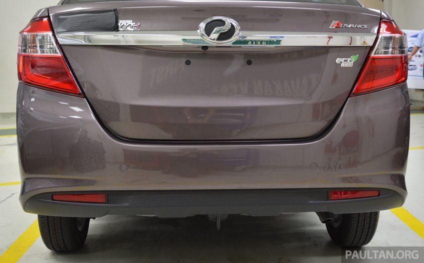 PANDU UJI: Perodua Bezza 1.0L dan 1.3L Dual VVT-i baharu – percaturan pertama P2 bagi model sedan Image #518324
