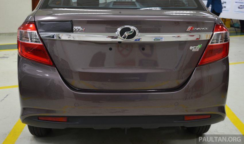 PANDU UJI: Perodua Bezza 1.0L dan 1.3L Dual VVT-i baharu – percaturan pertama P2 bagi model sedan Image #518325