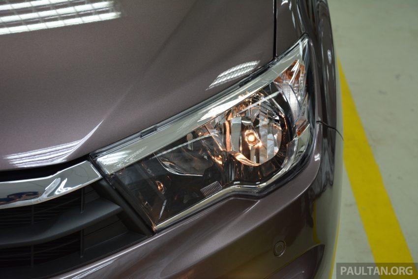 PANDU UJI: Perodua Bezza 1.0L dan 1.3L Dual VVT-i baharu – percaturan pertama P2 bagi model sedan Image #518329