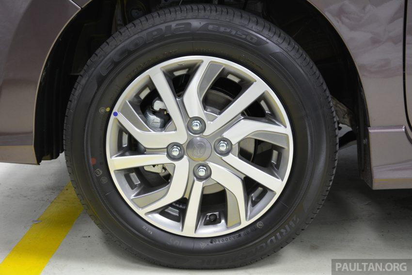 PANDU UJI: Perodua Bezza 1.0L dan 1.3L Dual VVT-i baharu – percaturan pertama P2 bagi model sedan Image #518341