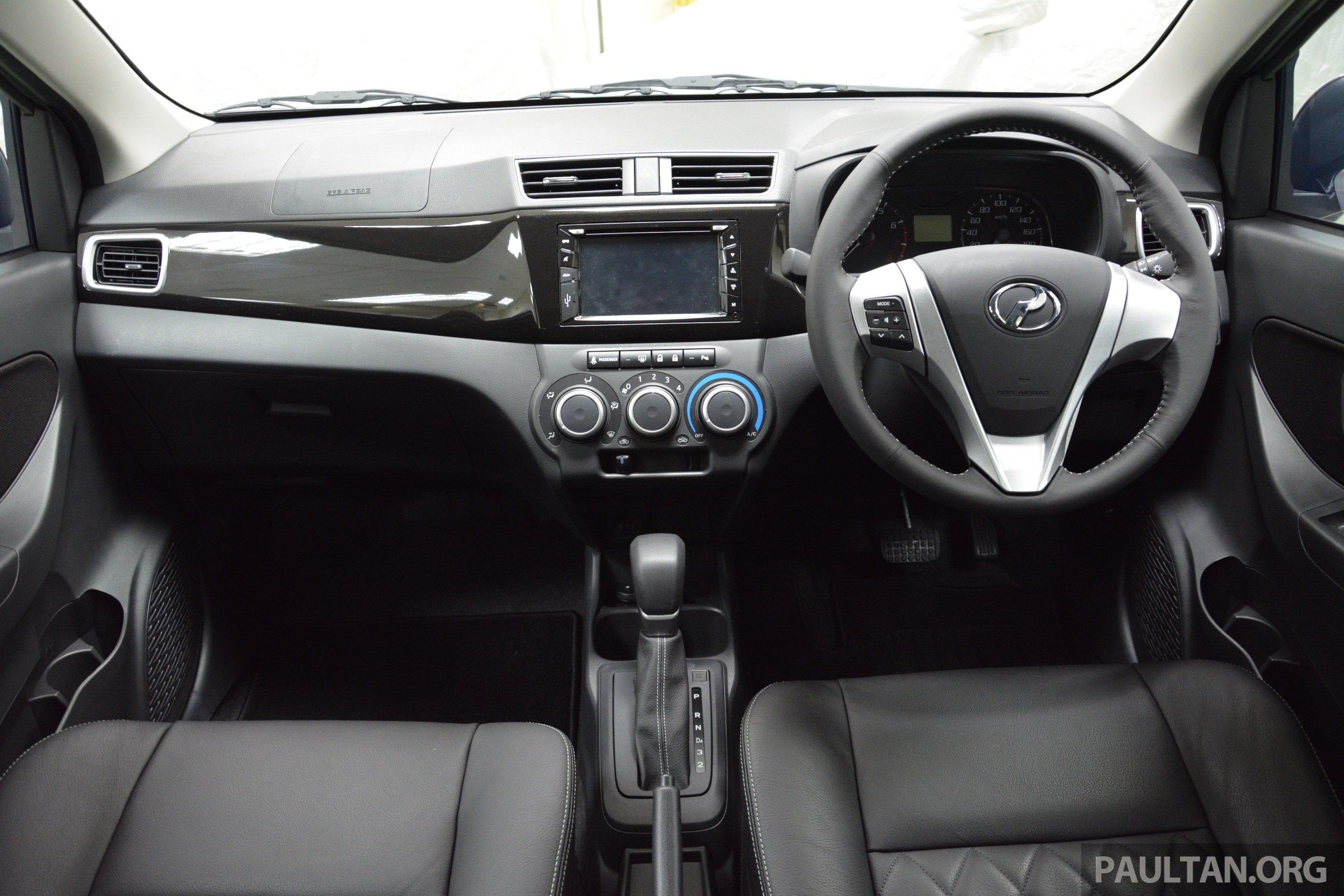 Proton Model Baru 2018 >> DRIVEN: New Perodua Bezza 1.0L and 1.3L Dual VVT-i – P2's first-ever sedan is a game changer ...