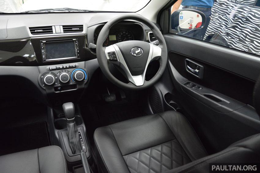 PANDU UJI: Perodua Bezza 1.0L dan 1.3L Dual VVT-i baharu – percaturan pertama P2 bagi model sedan Image #518346