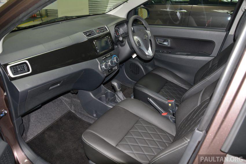 PANDU UJI: Perodua Bezza 1.0L dan 1.3L Dual VVT-i baharu – percaturan pertama P2 bagi model sedan Image #518347