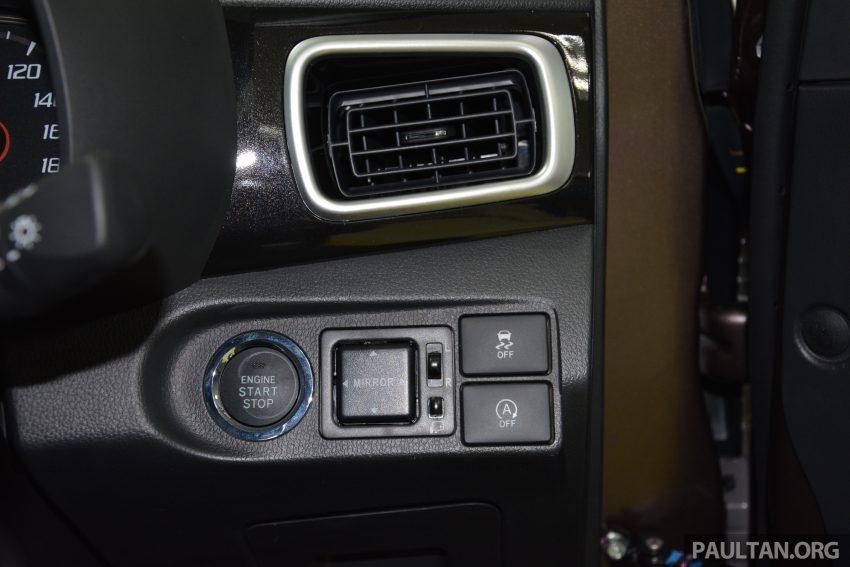 PANDU UJI: Perodua Bezza 1.0L dan 1.3L Dual VVT-i baharu – percaturan pertama P2 bagi model sedan Image #518354