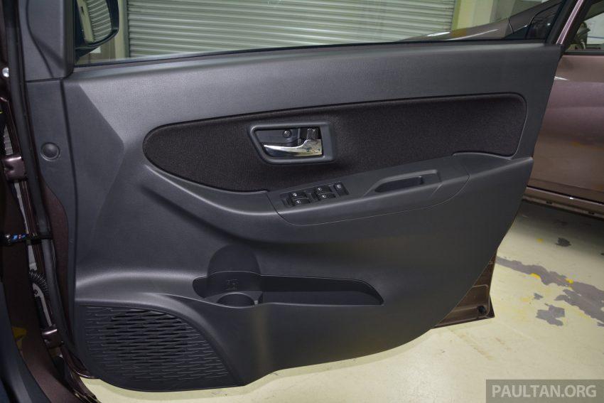 PANDU UJI: Perodua Bezza 1.0L dan 1.3L Dual VVT-i baharu – percaturan pertama P2 bagi model sedan Image #518355